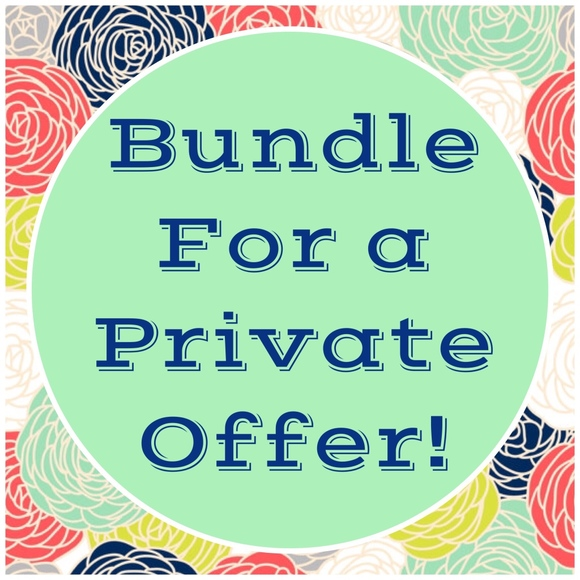 Other - Bundle Your Like(s) For A Private Offer!